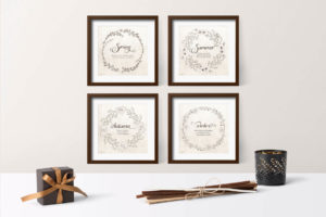 4 Seasons Printables