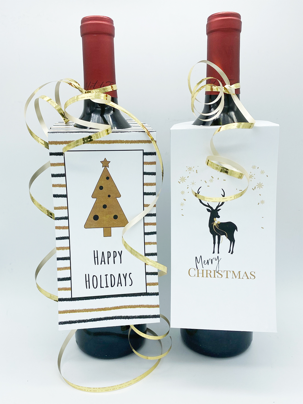Wine Bottle Hang Tags