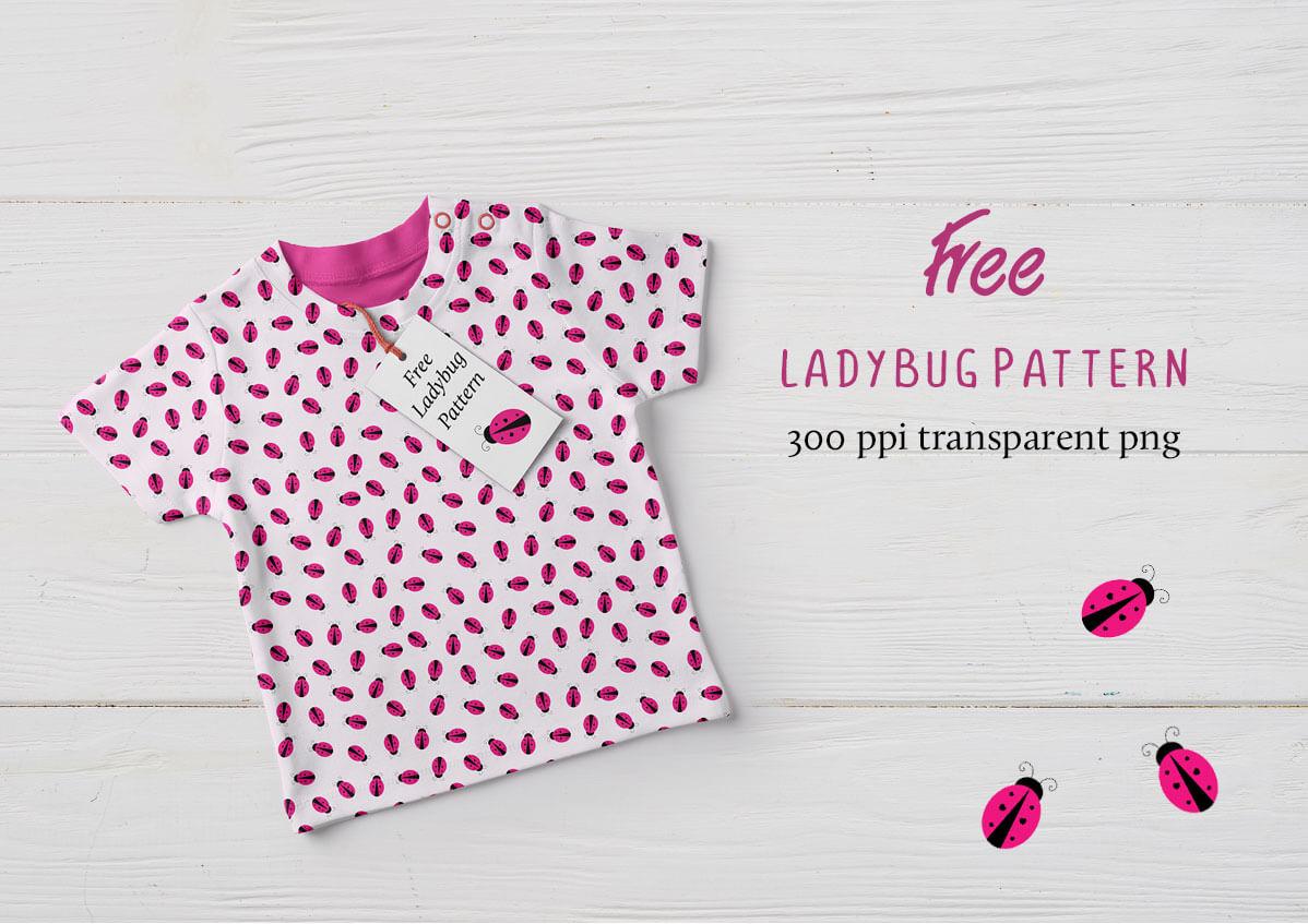 Free Ladybug Pattern