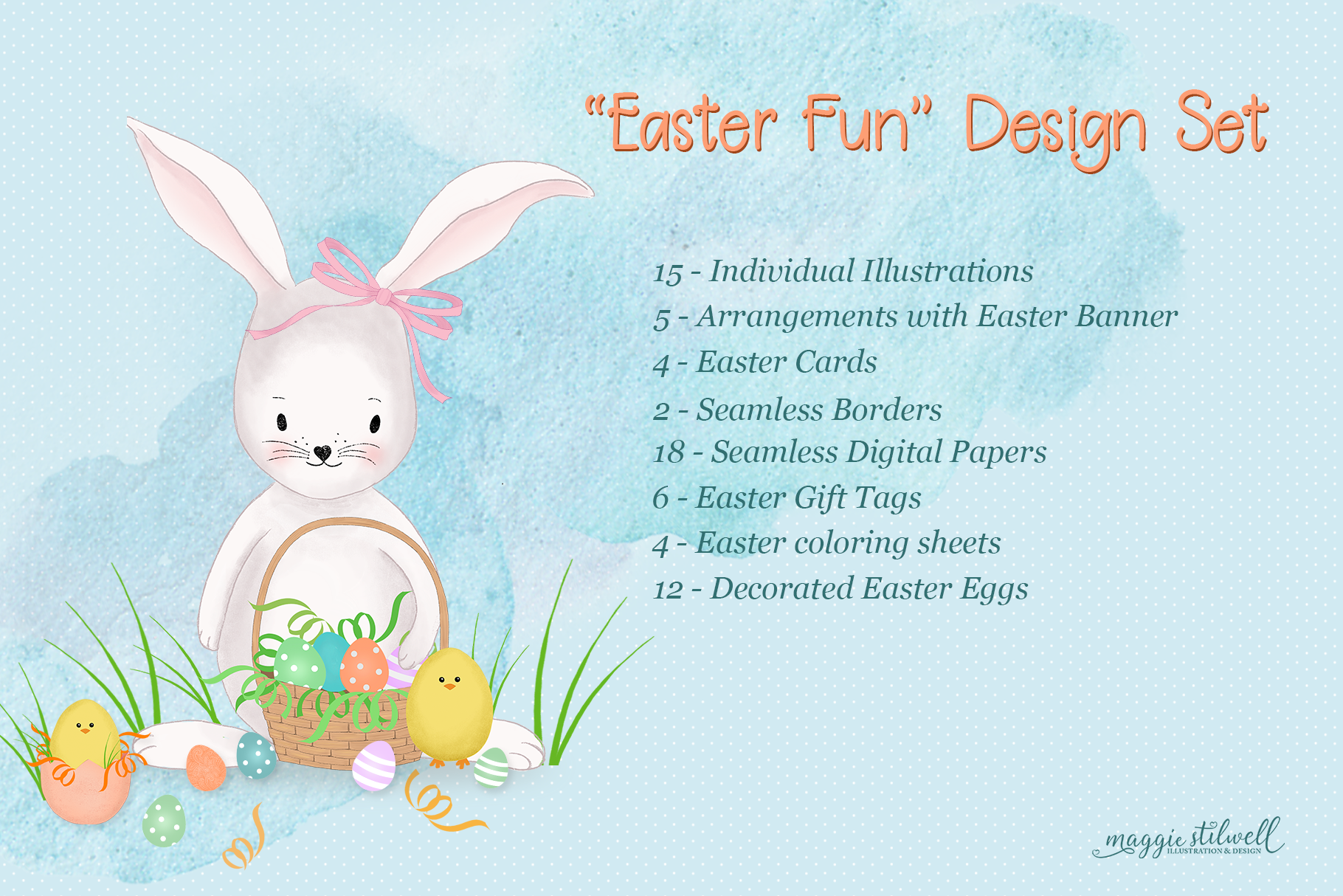 Easter Fun Design Set