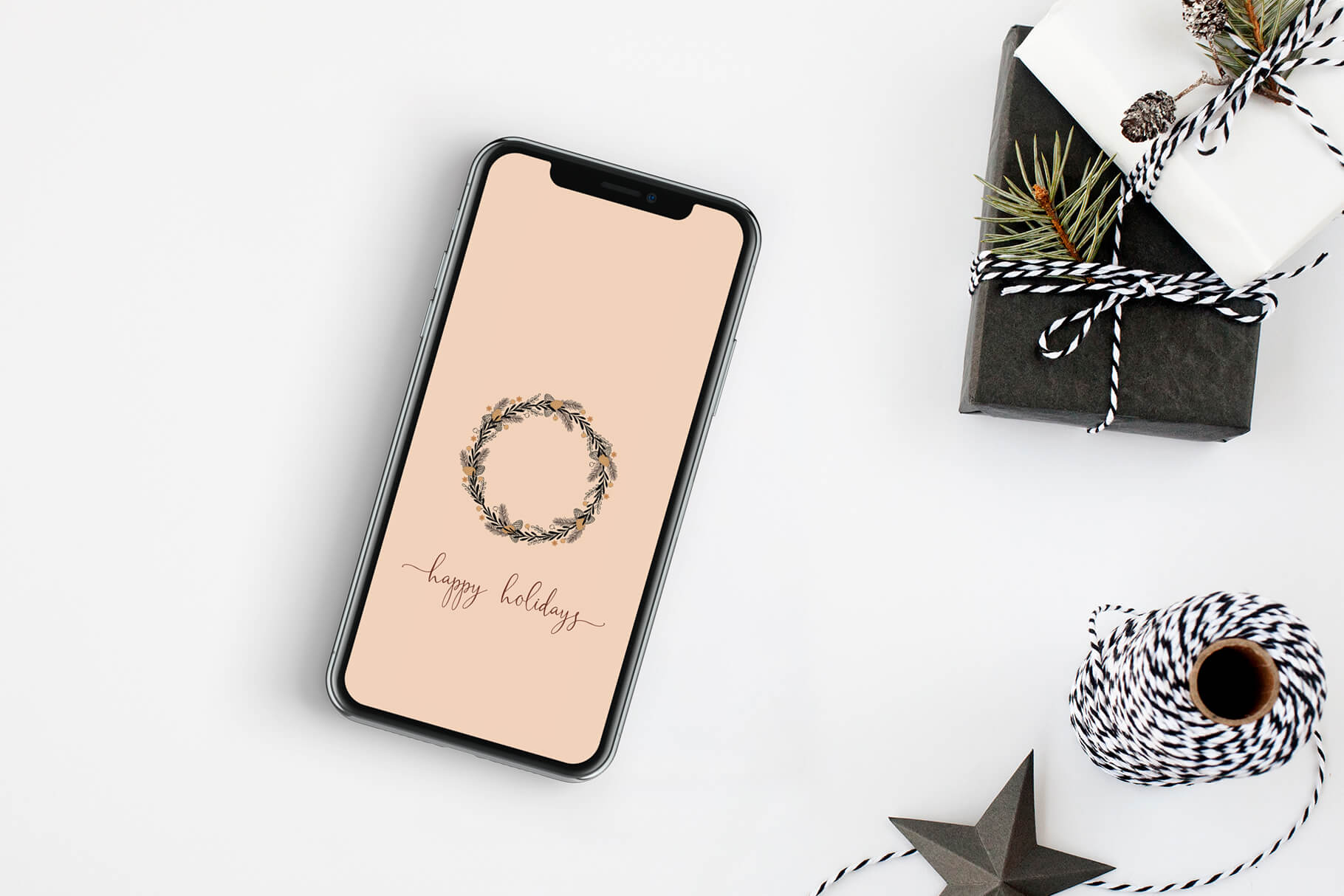 5 Holiday Phone Wallpapers