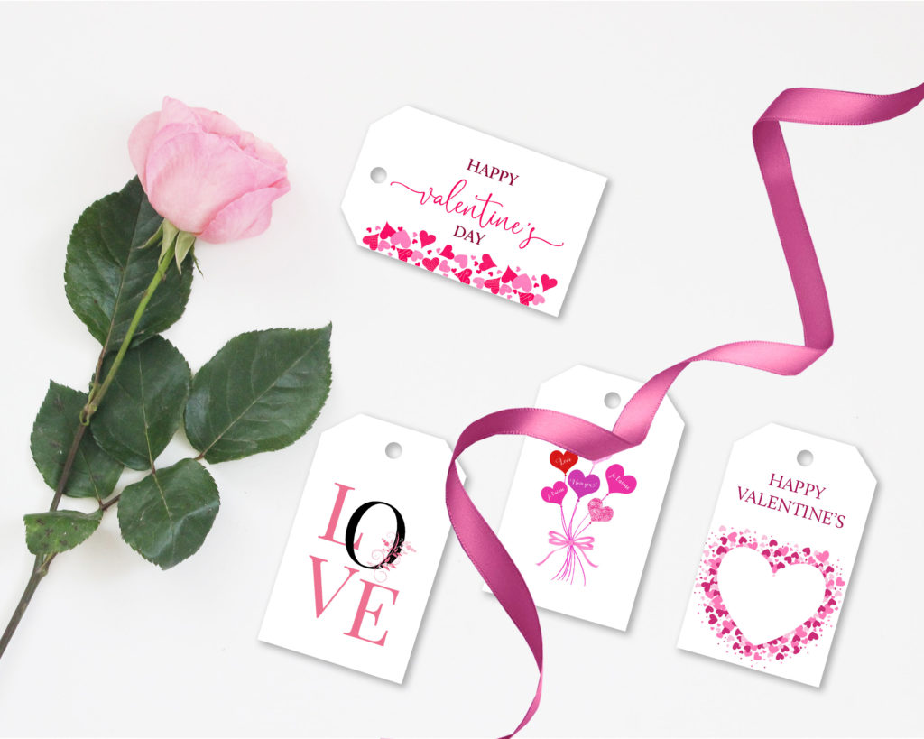 Valentine Gift Tags